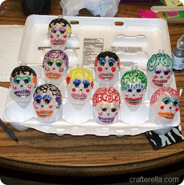 sugar skull lights 2