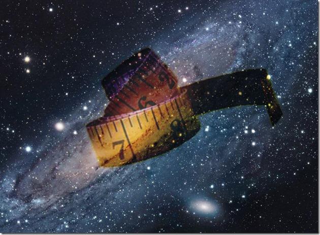 distancia de los astros 1