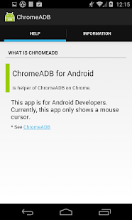 ChromeADB - screenshot thumbnail