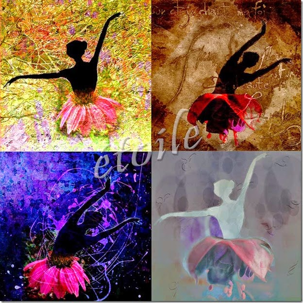Ballerina_Collage