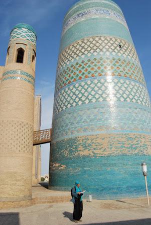 Obiective turistice Uzbekistan: Khiva