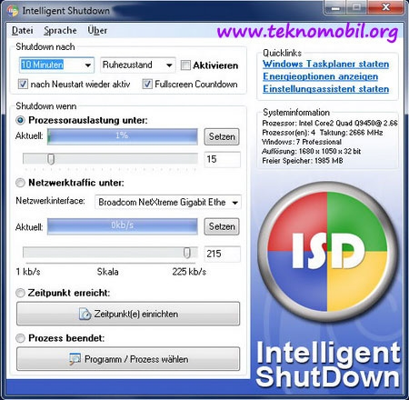 Intelligent Shutdown v3.3.0 Full
