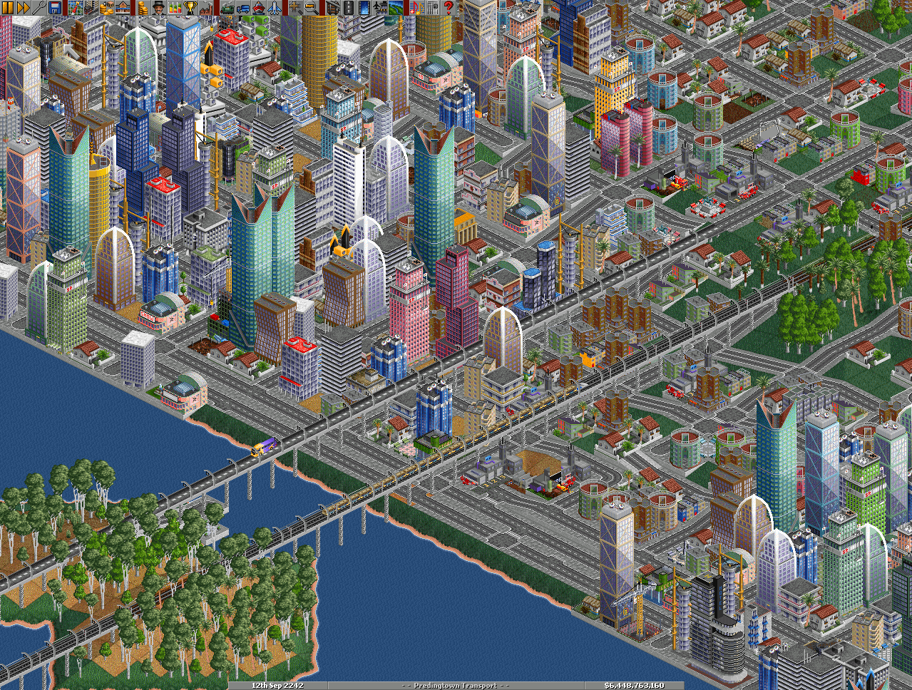 openttd how to make towns grow