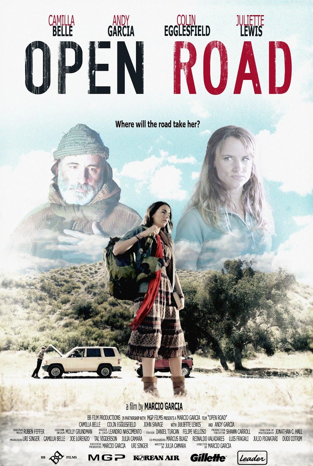 Open+Road+Movie+Posters+Mycineworld+Com Open Road 2013 [DvdRip Avi] [Español Subtitulada] [Putlocker]