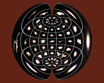 Orb patterns test grid - Defense