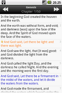 landa Holy Bible (KJV) ngu Solvus Lab apk version yakamuva