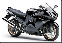 Kawasaki ZZR1400 10