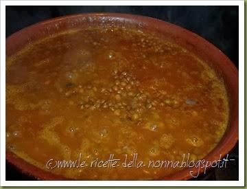 Lenticchie di Colfiorito con cipolla e pomodoro (6)