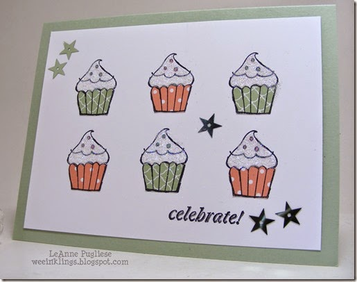 LeAnne Pugliese WeeInklings Sweet Stuff Stampin Up Birthday