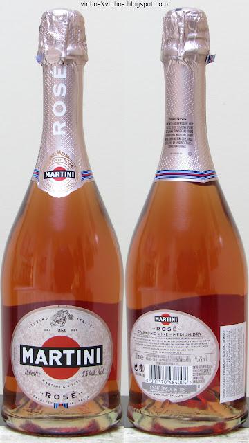 Espumante Martini rosé