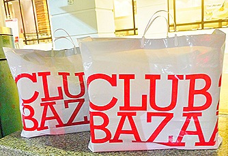 Club 21 Bazzar sale !