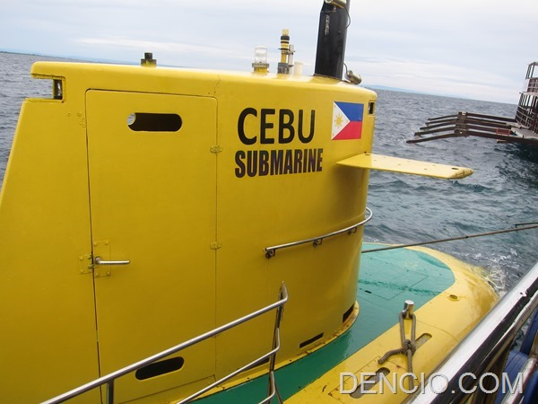 Cebu Yellow Submarine 13