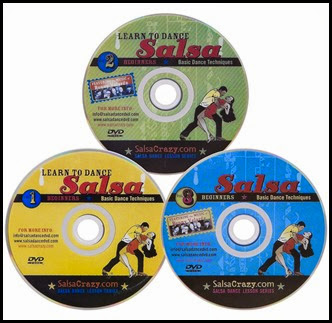 Salsa Crazy - Salsa Lessons for Beginners 03