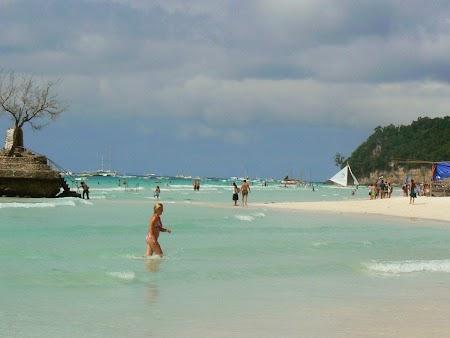 Pledoarie pentru Filipine: Plaja Boracay