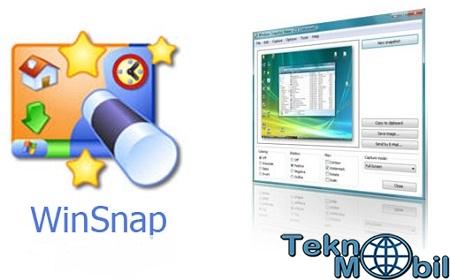 WinSnap v4.5.9 Full İndir