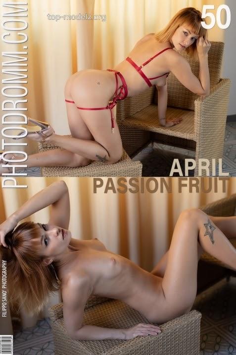 1633883345_cover [PhotoDromm] April - Passion Fruit