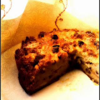 Prune and Hazelnut Whole Wheat Cake.