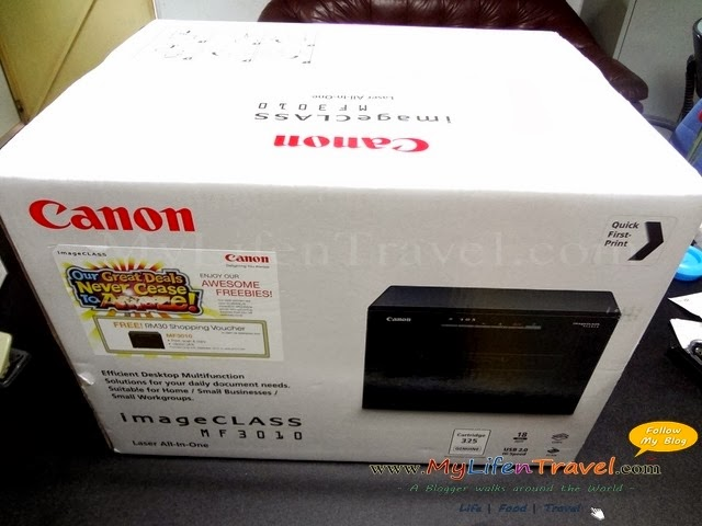 canon image class 3010
