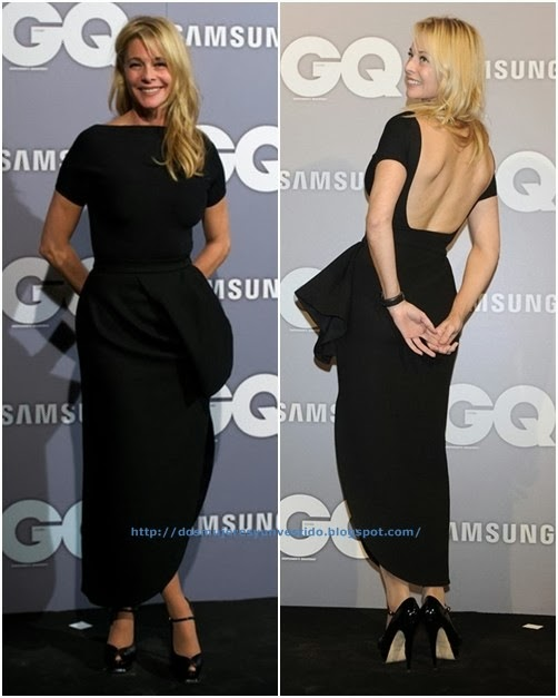 Belen Rueda attends the GQ Men Of The Year Award 2013 (1)