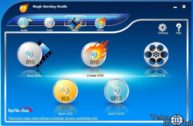 Magic Burning Studio 12.3.1.31 Full