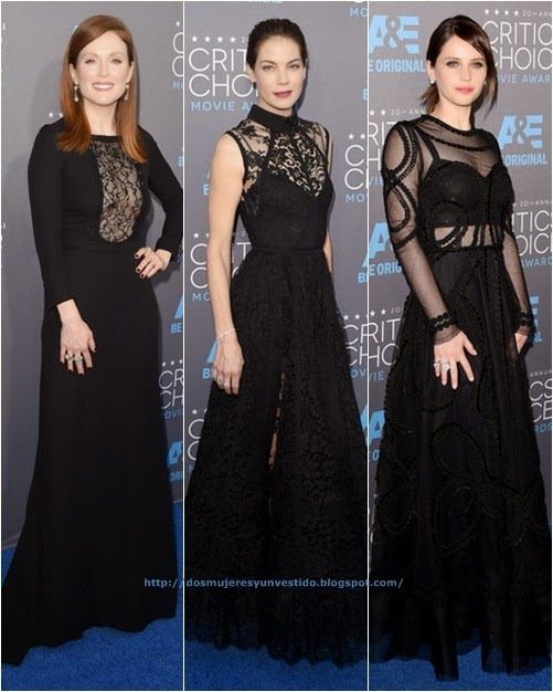 Critics Choice Movie Awards-black