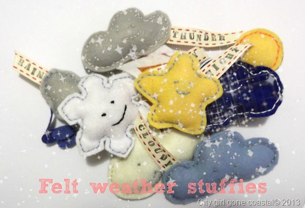 felt weather stuffies