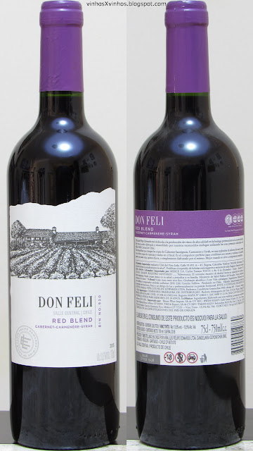 vinho Don Feli Red Blend