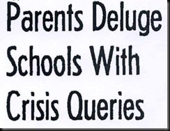 Parents Deluge