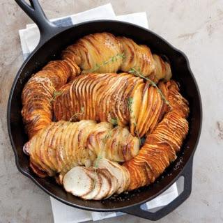 Crispy Root Vegetable Roast