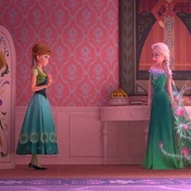 "Animated Short ""Frozen Fever"" to Play with ""Cinderella"""