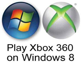 Xbox 360 no Windows 8