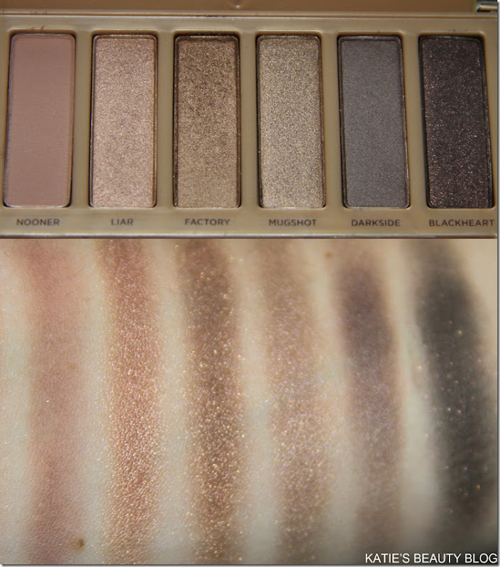NAKED SWATCHES 1