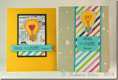 light bulb cards