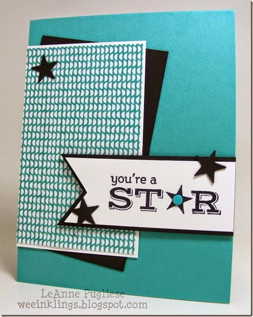 LeAnne Pugliese WeeInklings Pictogram Punches Graduation Card Stampin Up