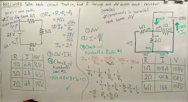 series circuits practical problems Electric circuits student  example problems applets and  to develop and  use a conceptual model of simple dc circuits  to understand series and  parallel resistances  take measurements with the realistic ammeter and  voltmeter.
