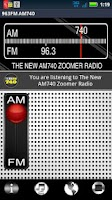 Screenshot of Classical & Zoomer Radio