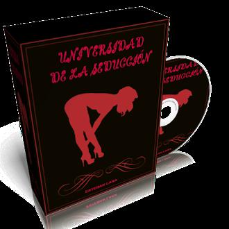UNIVERSIDAD DE LA SEDUCCIÓN [ Video Curso ] – La mayor y más efectiva recopilación de todas las técnicas de seducción desarrolladas