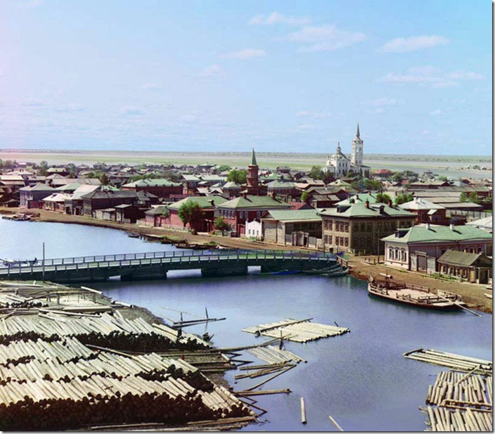 View-of-the-City-of-Tobolsk-from-the-North-from-the-Bell-Tower-of-the-Church-of-the-Transfiguration-1912