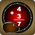 Timed Math Pro icon