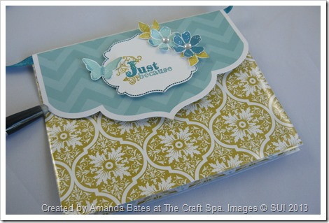 Simply Sent Happy Hello, The Craft Spa, Sale A Bration, SAB, Stampin Up, SU  (6)