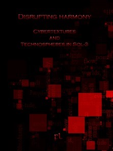 Disrupting harmony - Cybertextures and Technospheres in Sol-3 Cover