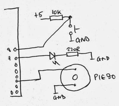 Led Push On Circuit Arduino Arduino Watch Wiring Diagram