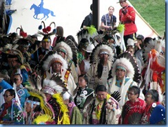 0420 Alberta Calgary Stampede 100th Anniversary - Indian Village Pow Wow