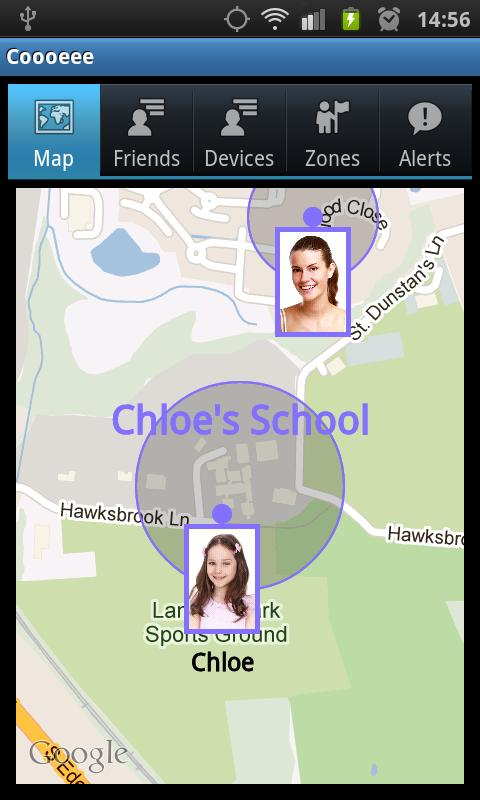 GPS Tracker App Ultimate - screenshot