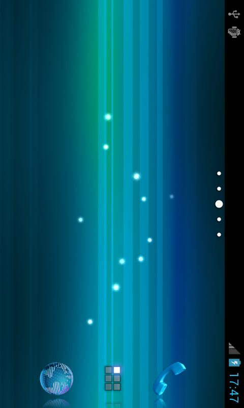 Light Strip Live Wallpaper - screenshot