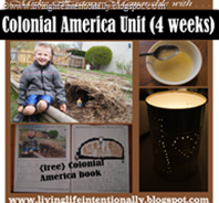 Colonial America History Unit