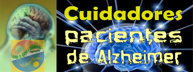 CUIDADORES PACIENTES DE ALZHEIMER