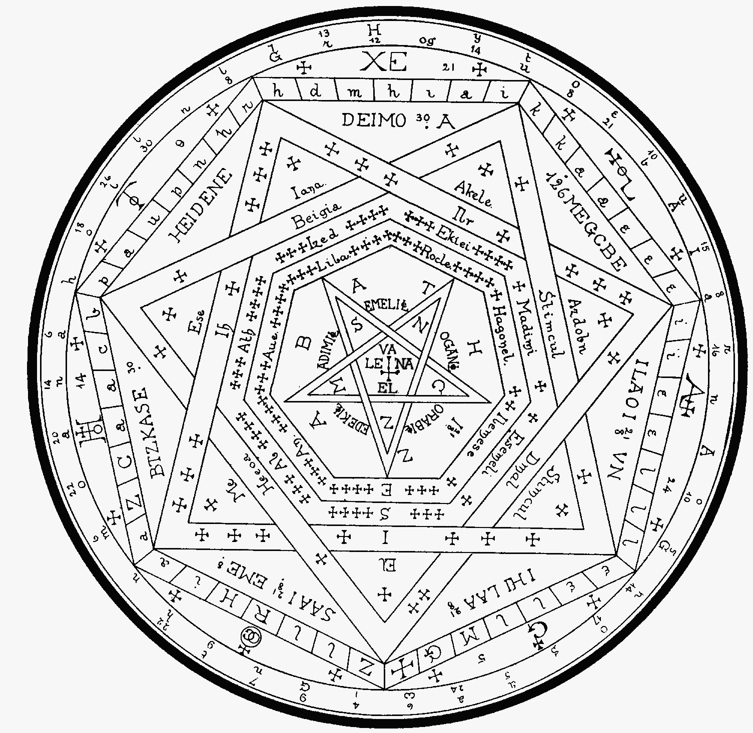 Image result for images of magick of solomon