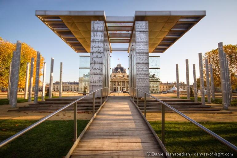 Peace Monument ~ France