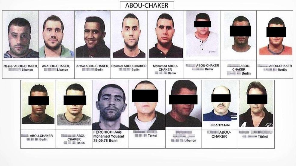 Abou-Chaker Clan